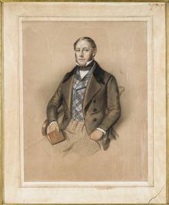 Portret van Carel Anton Ferdinand Bentinck (1792-1864)