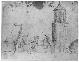 De kerk te Rijnsaterwoude