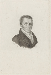 Portret van Hajo Albert Spandaw (1777-1855)