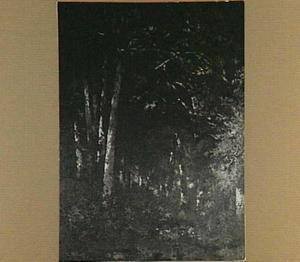 In het bos van Fontainebleau