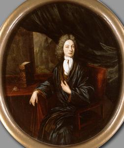 Portret van Jan Rijser ( -1735)