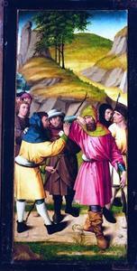 Passieretabel van Pruszcz Gdański (Praust): Ruben voorkomt het doden van Jozef