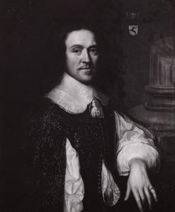 Portret van Maximiliaan Booth (1614-1679)