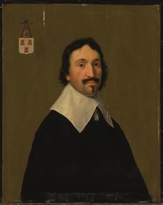 Portret van Gouthier de Hulter (?-?)