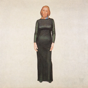 Portret van Charlotte Theresia Catharina Kohler (1892-1977)