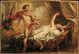 Jupiter en Semele (Ovidius, Metamorfosen, III, 259-309)