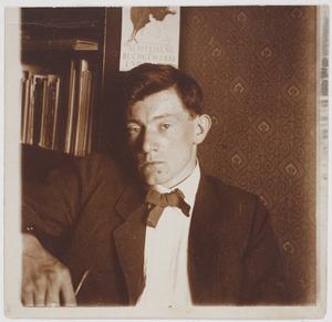 Herbert Fiedler in Parijs, 1914