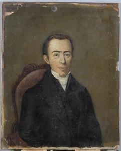 Portret van een man, mogelijk Julius Constantijn Rijk (1787-1854)