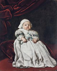 Portret van een onbekende kind