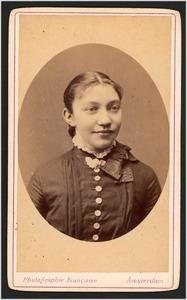 Portret van Elisabeth Sara Bienfait (1863-1942)