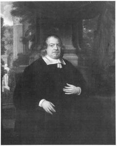 Portret van Bartholomeus Bosch ( -1678)