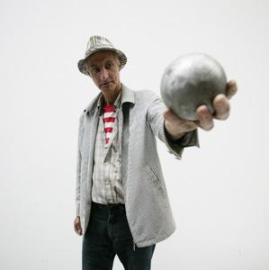 Portret van Henk Visch