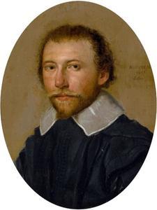 Portret van een onbekende 36-jarige man