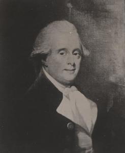 Portret van Archibald Hope (1747-1821)
