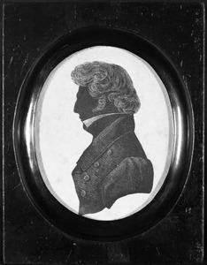 Portret van Jonkheer Daniël de Dieu Fontein Verschuir (1804-1874)