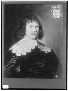 Portret van Abraham van Thije (1603-1645)
