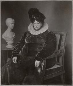 Portret van prinses Wilhelmina van Pruisen (1751-1820)