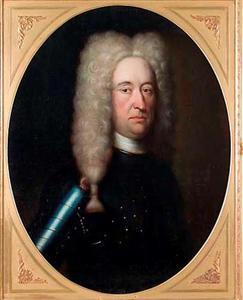 Portret van Gosewijn Theodoor van Coehoorn (1678-1737)
