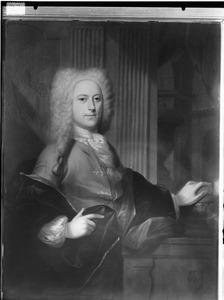 Portret van Hendrik van Slingelandt (1702-1759)