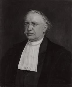 Portret van Theodor Wilhelm Engelmann (1843-1909)