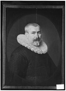 Portret van Jan Jansz. van Loosen (1591-1653)