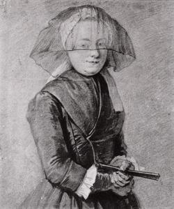 Portret van Agatha Ketel (1736-1802)