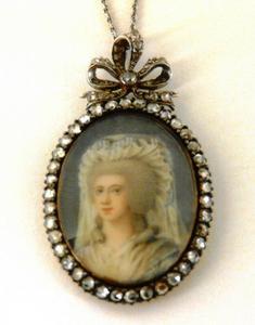 Portret van Andrea Cornelia Adriana Bijleveld (1765-1856)