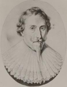 Portret van Willem Backer (1595-1652)
