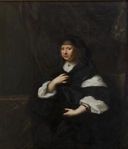 Portret van Maria Elisbet (1610-1684)