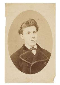 Portret van Johannes Ernestus Donkersloot (1858-1926)