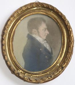 Portret van Izaäk van Delden (1788-....)