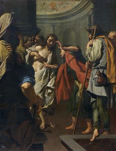 Het ongeloof van de heilige Thomas