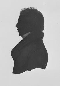Portret van Johannes Ignatius van Hees ( -1854)