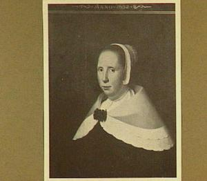 Portret van een 42-jarige vrouw