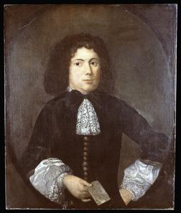 Portret van Rutger Muntz (1662- )