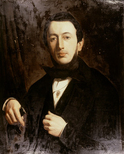 Portret van Cornelis Campagne (1809-1893)