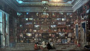 Schilderijenverzameling