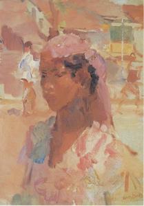 Javaanse vrouw
