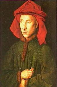 Portret van Giovanni Arnolfini (?-1472)