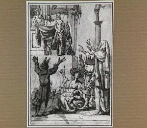 Christus aan het volk getoond (Ecce Homo)