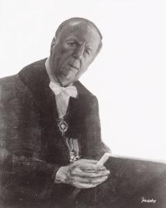 Portret van Arie Andries Haspels (1925- )