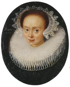 Portret van Beatrix van Sypesteyn (?-1663)