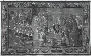 De kroning van Marcus Aurelius / De honden van Marcus Aurelius