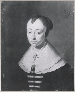 Portret van Anna van Solingen (1622-1696)