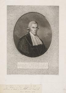 Portret van Evert Jan Thomassen à Thuessink (1762-1832)