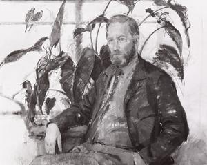 Portret van Rudolf Ernst Penning (1910-1972)