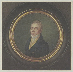 Portret van Jacob Fagel (1766-1835)