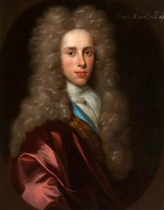 Portret van James Hamilton, Lord Pencaitland, 1659 - 1729, rechter