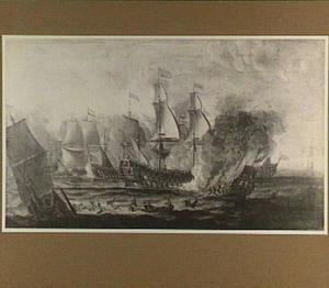 Slag bij Lowestoft, 13 juni 1665