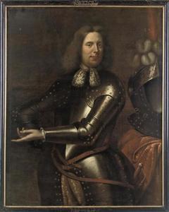 Portret van Alexander Levingstone